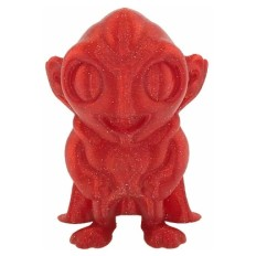 Product picture: PLA Filament Red Glitter 1.75mm