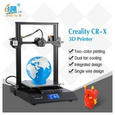 Product picture: 3D Printer Creality CR-X - 300x300x400mm