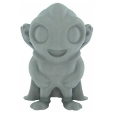 Product picture: PLA Grey -​ Sample 50g / 17m / 1.75mm