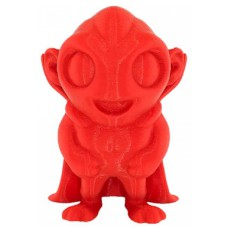 Product picture: PLA Red -​ Sample 50g / 17m / 1.75mm