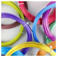 Filaments for 3D Pen 5pcs 50g / 17m / 1,75mm -  PACKAGE 1