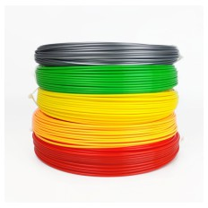 Filaments for 3D Pen 5pcs 50g / 17m / 1,75mm -  PACKAGE 2