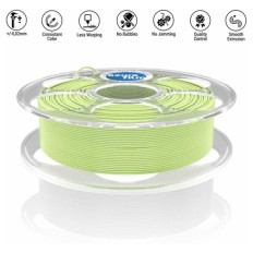 Product picture: PLA Filament Luminous Yellow 1.75mm 1KG