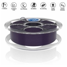 Product picture: PLA Filament Purple Pearl 1.75mm 1KG