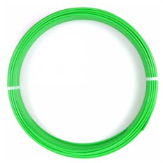 Product picture: PLA Light Green -​ Sample 50g / 17m / 1.75mm