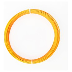 PLA Neon Orange -​ Sample 50g / 17m / 1.75mm