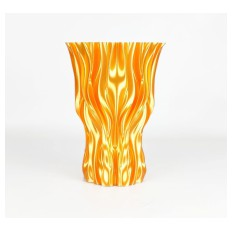 Product picture: Silk Flame Orange -​ Sample 50g / 17m / 1.75mm
