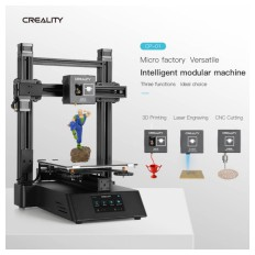 3D Printer Creality CP-01 3 in 1 - 3D printing, laser engraving, CNC cutting