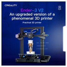 Product picture: 3D Printer Creality Ender 3 V2 - 220x220x250mm