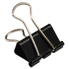 Product picture: Black Clips for Heat bed and Glass