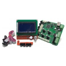 Product picture: Display LCD 3D Printer Control board Mega 2560