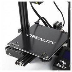 Product picture: Glass with Silicon Coating 235 x 235mm for Creality Ender 3/ Ender 5 PRO