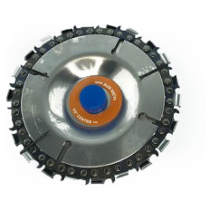 Product picture: Disc with a chain of 22 teeth
