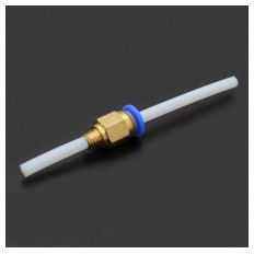 Product picture: PC4-M6 - Push Fitting for 4mm PTFE tubing