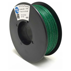 Product picture: 4x 0,3KG PLA Glitter Filament 1,75mm