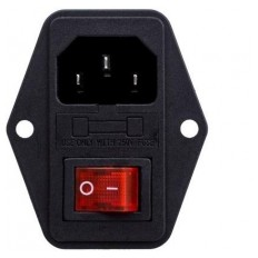 Product picture: Power switch 10A 250V