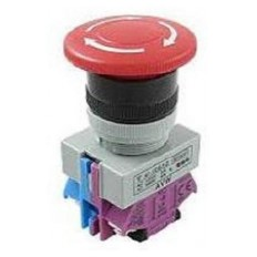 Product picture: Stop switch red 10A 660V