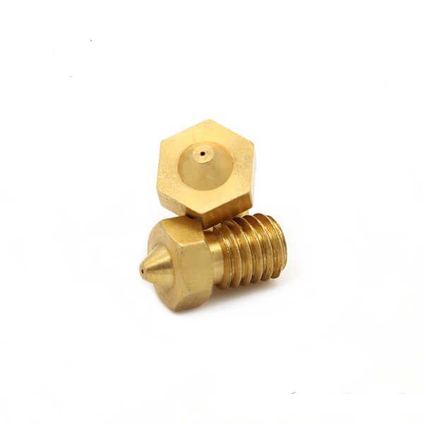 Nozzle E3d V5 V6 M6 0 2mm 1 0mm 1 75 3a285 10 Azurefilm D O O